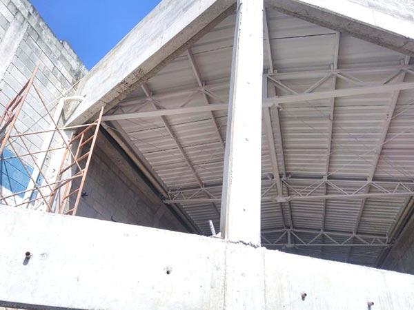 construção e reforma galpão